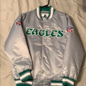 Philadelphia Eagles London Starter Jacket